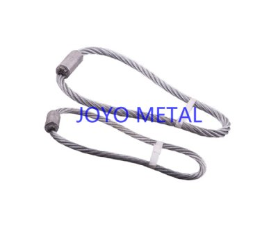 Wire Rope Lifting Loops/Cable Loop Anchor ()