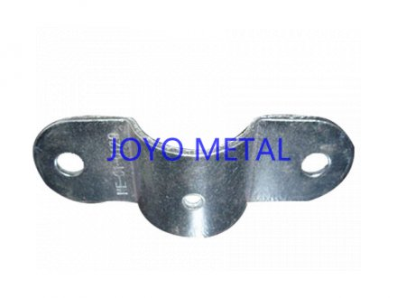 Steel parts with electric galvanizing zinc 15μm